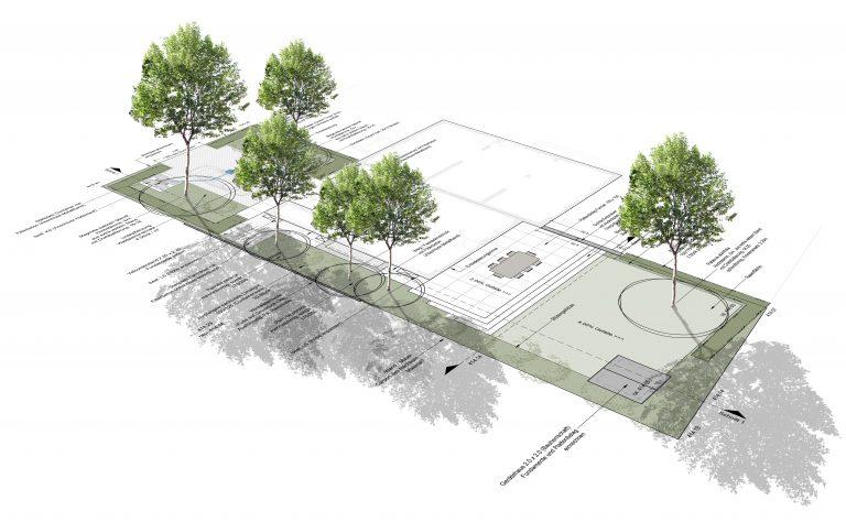 jardin aménagement plans